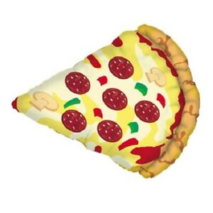 Pizza Party Tableware, Decorations and Balloons