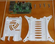 Raspberry Pi 1/2/3 Case - 3D Printed RPi case with VESA mount