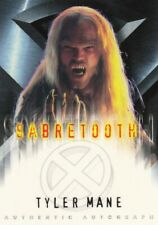 Topps X-Men Movie Rare Tyler Mane as Sabretooth Unsigned Auto Card