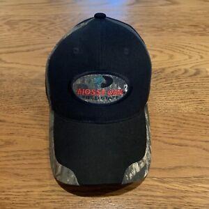 NEW MOSSY OAK Field Staff Camo Hat Adjustable Strap Cap Hunting Fishing Camping