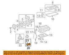Pontiac GM OEM 09-10 Vibe Engine-Oil Filter 19258493
