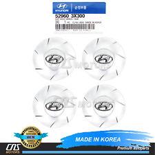 "GENUINE Wheel Center Cap 4PCS 17"" for 11-14 Hyundai Elantra OEM 529603X300⭐⭐⭐⭐⭐"