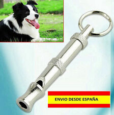 SILBATO PARA PERROS Cachorro De Perro Silbato Ultrasónico Pitch Sonido Ajustable
