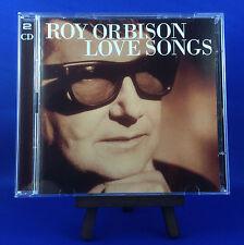 ROY ORBISON: Love Songs (ULTRA RARE UK ONLY RELEASE 2001 IMPORT OOP VTDCD 360)