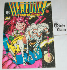 USED Marvel's Hercules Prince of Power TPB -Canadian Seller-