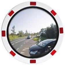 More details for durabel lite circular stainless steel traffic mirror