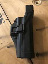 Blackhawk Serpa Level 3 Duty Holster for Glock 20/21 or M&P .45  Right Hand RH