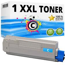 1x XXL Toner Cyan kompatibel für Oki C710N C710DN C710DTN C711N C711DTN C711DN