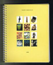 Pequeno Formato Agenda 1999 Galeria Michelle Marxuach Art Catalog Puerto Rico
