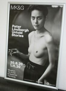 Peter Lindbergh Foto  Untold Stories II Poster