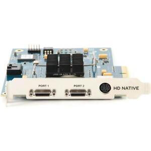 Avid HD Native PCIe
