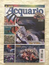 IL MIO ACQUARIO n.158 anno 2011 rivista di pesci rettili piante invertebrati...