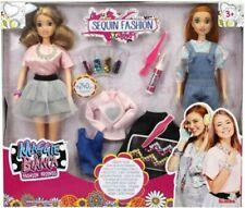 Set Bambole Simba Maggie e bianca Fashion Doll 2pz