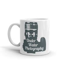 Fotografía submarina 10oz de alta calidad té café taza #4268