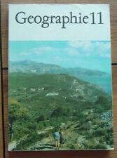 DDR Schulbuch Lehrbuch Erdkunde Geographie Klasse 11 Lithosphäre Bodenschätze