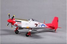 P-51D Red Tail 800mm V2 RTF Ready To Fly Brushless RC Airplane W/Lipo