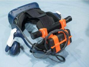 3D Printed PC VR Vive Wireless Battery Bracket