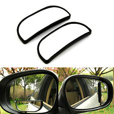 Auto Stick On Rearview Adjustable Wide Angle Side Blind Spot Mirrors for Car SUV