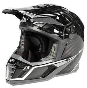 Klim F5 Koroyd Mx-Helmet Korotek-Grey S Motocross/Enduro Helmet