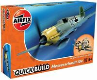 Airfix J6001 Quick Build Messerschmitt Bf109e Aircraft Model Kit
