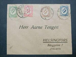 1920 POHJOIS FINLAND COVER B132.1 $0.99