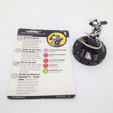 Heroclix Harley Quinn Gotham Girls set Lashina #056 Super Rare figure w/card!