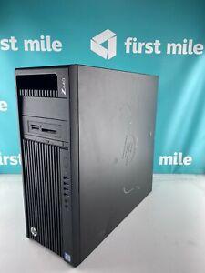 HP Z440 Workstation Intel Xeon E5 1620 v4 @3.50GHz NO RAM 2TB HDD Win 10 Pro