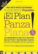 Â¡El Plan panza plana!: Un abdomen plano es cuesti