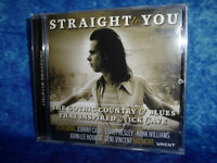 Uncut Presents...STRAIGHT TO YOU CD Compilation Album 16 tracks Nick Cave Gothic