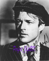 ROBERT REDFORD BUTCH CASSIDY THE STING SIGNED 10X8 PP REPRO PHOTO PRINT N2