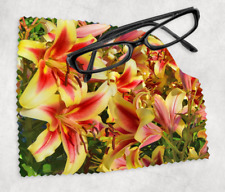 LILIES Sunglasses Reading Lens Mobile Phone Microfiber Cleaning Cloth