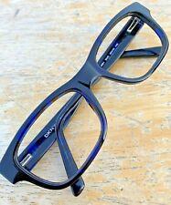 DKNY DY4651 Eyeglass Frames 3640-52 - Blue Havana #007