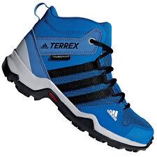 adidas Terrex Ax2r Mid CP K - Blubea/cblack/traroy Gr. 4