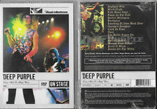 RARE / DVD - DEEP PURPLE : EN CONCERT LIVE / NEUF EMBALLE - NEW & SEALED