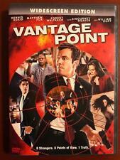 Vantage Point (DVD, Widescreen, 2008) - F1020