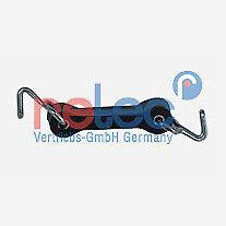 Puffer Stoßstange Schalldämpfer Fiat 124-132 Für 4126729