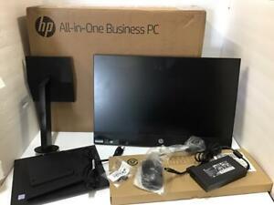 HP All-in-One ProOne 600 G4 i5-8500 3.00GHz CPU Cracked Screen READ 4LU99UT#ABA