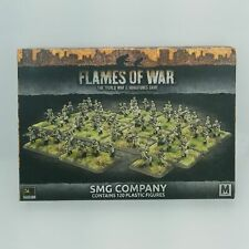 Flames of War The World War 2 Minatures Game Smg Company