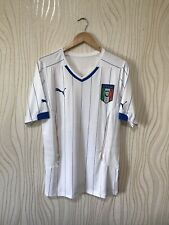 ITALY 2014 AWAY FOOTBALL SHIRT SOCCER JERSEY PLAYER ISSUE PUMA