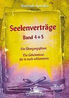 Seelenverträge Band 4 und 5: Band 4 - Die Übergangs... | Buch | Zustand sehr gut