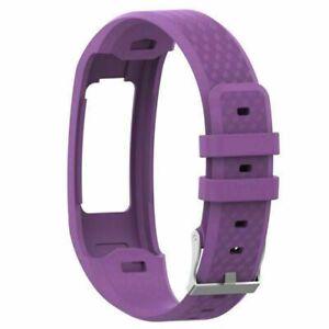 Silicone Watch Band Wrist Strap Bracelet for Garmin VivoFit 2 / 1 Replacement BM