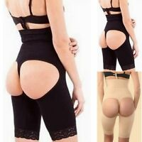 Butt Lift Booster Booty Lifter High Waist Tummy Leg Control Body Shaper Enhancer