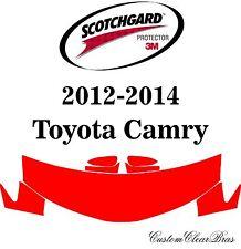 3M Scotchgard Paint Protection Film Clear Bra Pre-Cut Kit 2012 2014 Toyota Camry