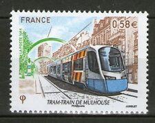 TIMBRE 4530 NEUF XX  LUXE - TRAM-TRAIN DE MULHOUSE