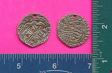 6 wholesale lead free pewter replica coin pendants 4079