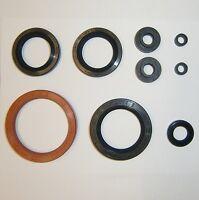 Classic Mini Austin Rover Mini Metro Mini Cooper Complete Oil Seal kit