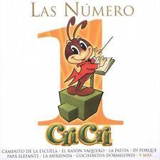 NEW Las Numero 1 De Cri Cri (Audio CD)