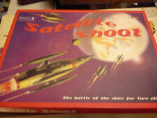 HERITAGE TOY & GAMES SATELLITE 'SHOOT THE BATTLE OF THE SKIES' FOR TWO PLAYERS