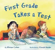 First Grade Takes A TestEl examen de primer grado (Spanish Edition)