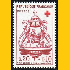 TIMBRE FRANCE CROIX-ROUGE 1960 - N° 1278 - NEUF **